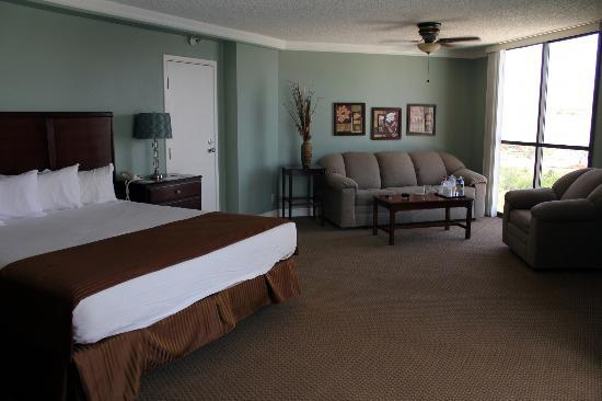 Don Laughlin's Riverside Resort: Executive Suite North Tower