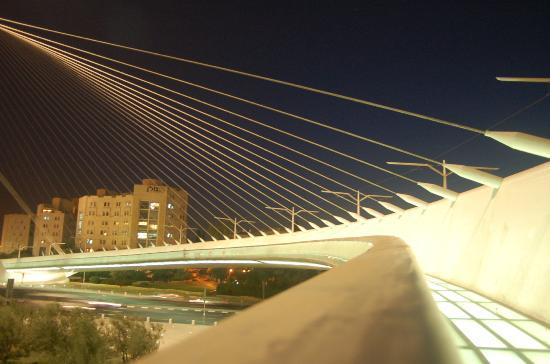Jerusalem Gold Hotel: The Bridge