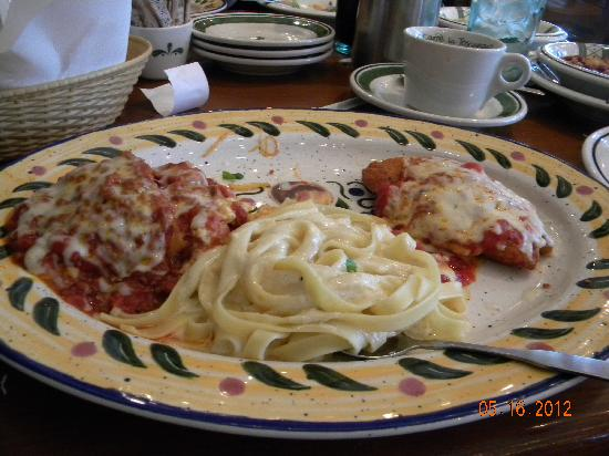 Tour Of Italy Picture Of Olive Garden Orange City Tripadvisor