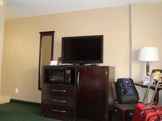 La Quinta Inn & Suites Seattle Downtown: the room