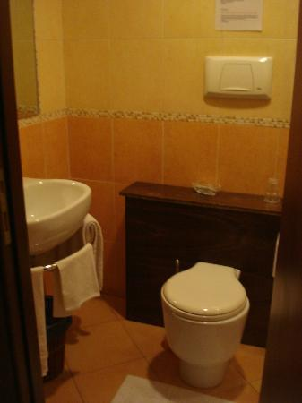 Hotel Collegiata: bagno