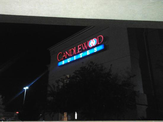 Candlewood Suites - Austin South: CdlwS