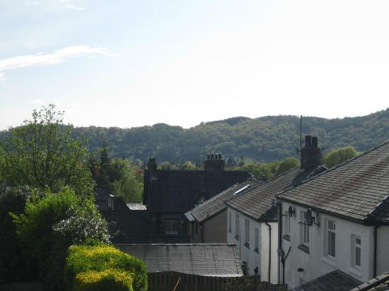 Montfort Cottage Guest House: View from the Grasmere room