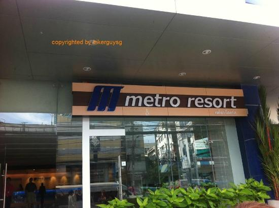 Metro Resort Pratunam