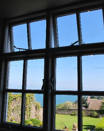 Strete, UK: Beautiful view from room