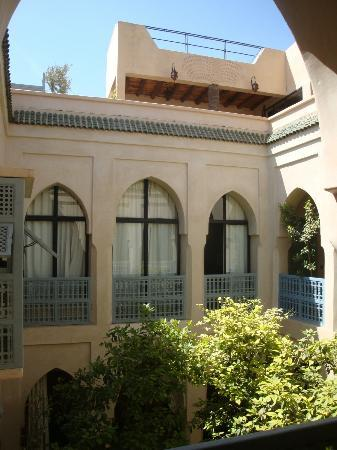Riad Misria: Vue sur l&#39;une des chambres