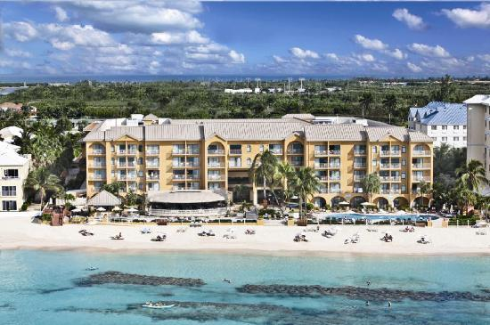 Marriott Grand Cayman Beach Resort: Grand Cayman Marriott Beach Resort on Seven Mile Beach