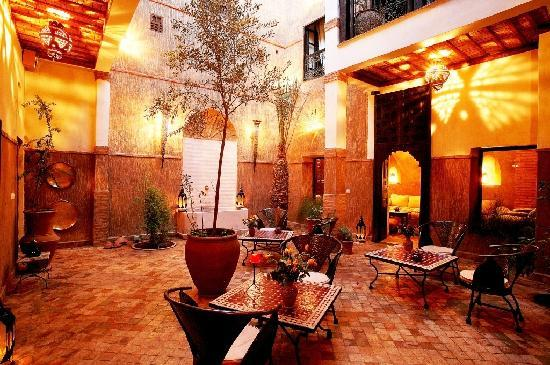 Riad Carina