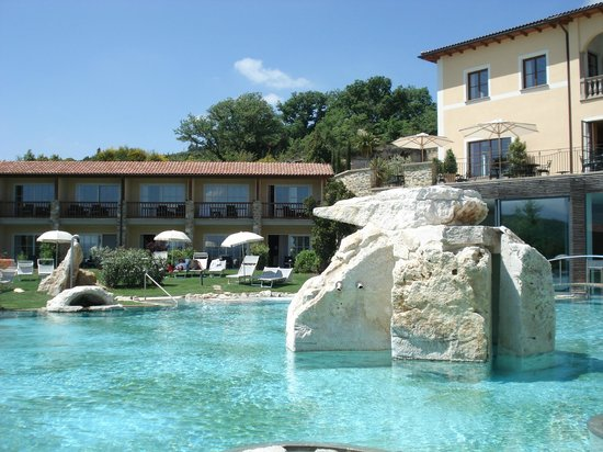 Hotel Adler Thermae Spa & Relax Resort: camere