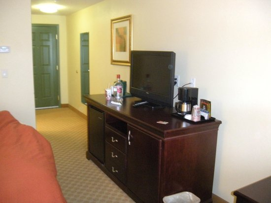 Country Inn & Suites Port Charlotte: room, king