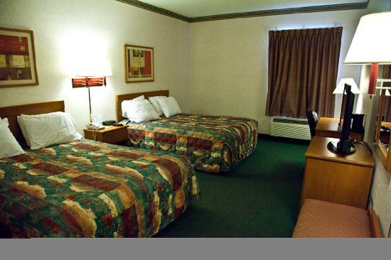 Jefferson City Days Inn: Double Room