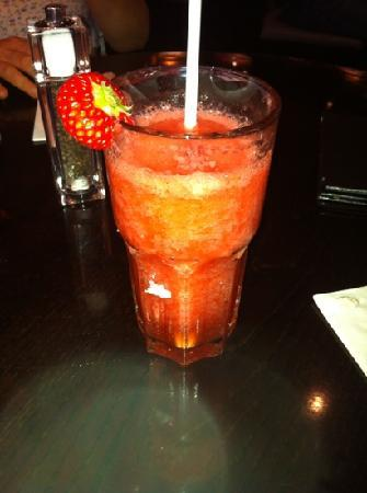 Frederik Park House: daiquiri strawberry- good!