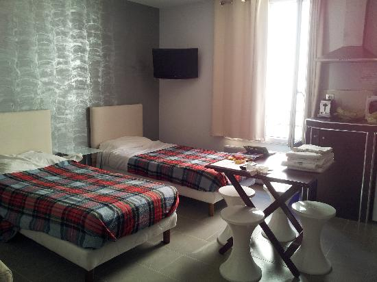 Hotel Sofia: Chambre
