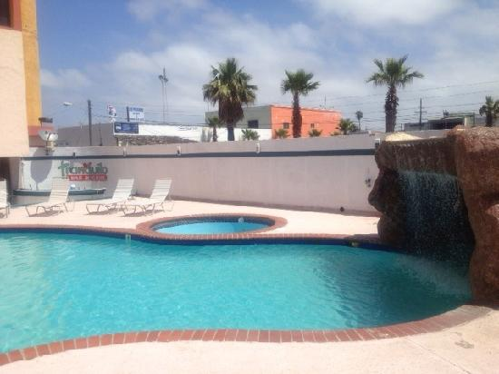 Rosarito, Mexico: swimming pool
