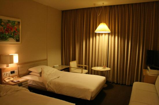 Aso Resort Grandvrio Hotel: room