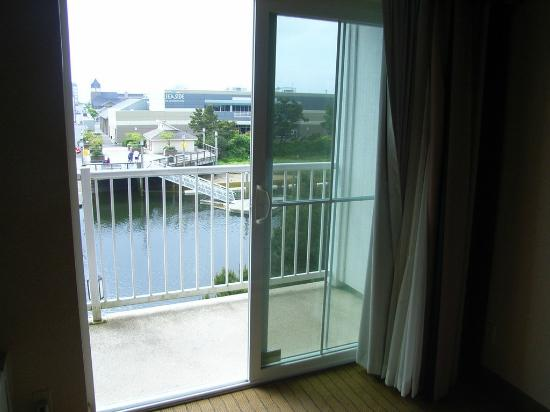 Holiday Inn Express Hotel & Suites Seaside - Convention Center: Patio