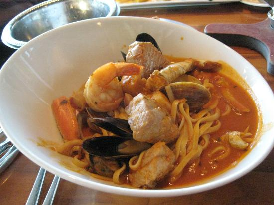 Lobster And Shrimp Cioppino Recipe — Dishmaps