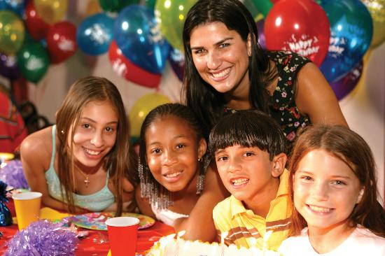 Mountasia Houston: Birthday Parties and Special Occasions
