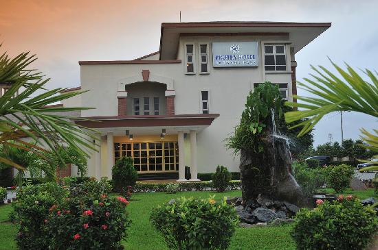 Protea Hotel Oakwood Park: Main entrance