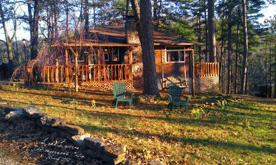 Lake Lucerne Cottages: Home away from home.