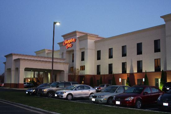 Hampton Inn Bowling Green: Welcome to Hampton Inn