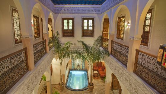Riad L'Arbre Bleu