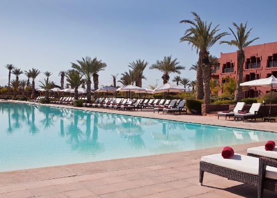 Photo of Kenzi Menara Palace Marrakech