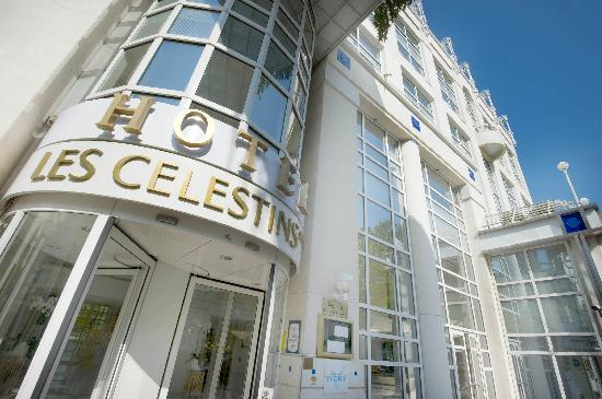 Vichy Spa Hotel Les Celestins