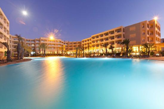 Tunisia Hotels With Waterpark Tunisia/monastir Hotel