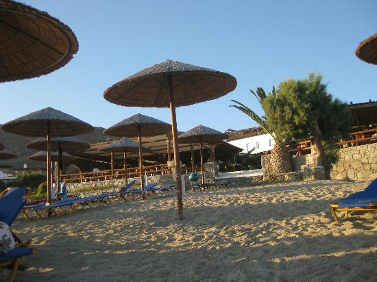 Manoula&#39;s Beach: beach