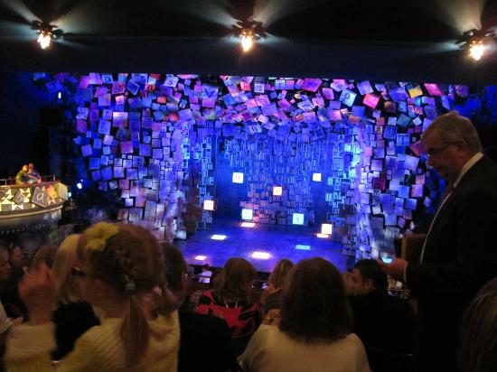 Matilda The Musical London England Address Phone