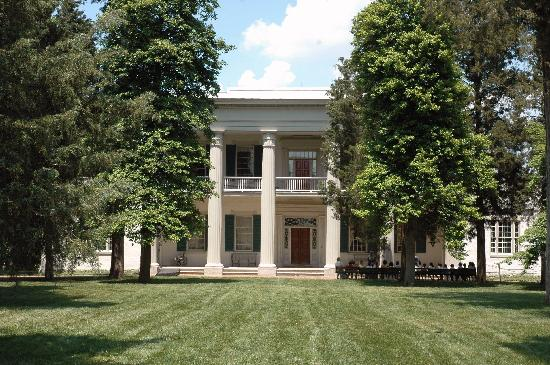 The Hermitage Home of President Andrew Jackson Nashville TN Hours Addre