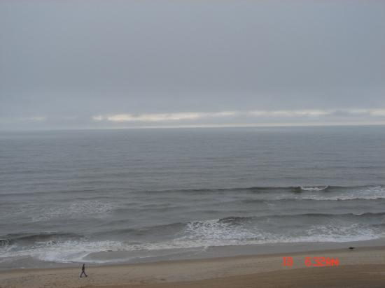 Fairfield Inn & Suites Virginia Beach Oceanfront: View from the sixth floor