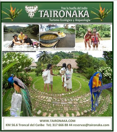 Taironaka Turismo Ecologico y Arqueologia