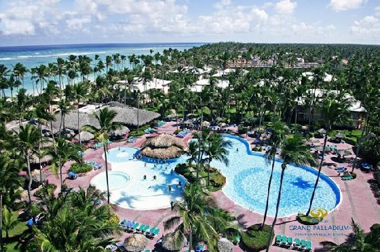Grand Palladium Punta Cana Resort &amp; Spa: Pool