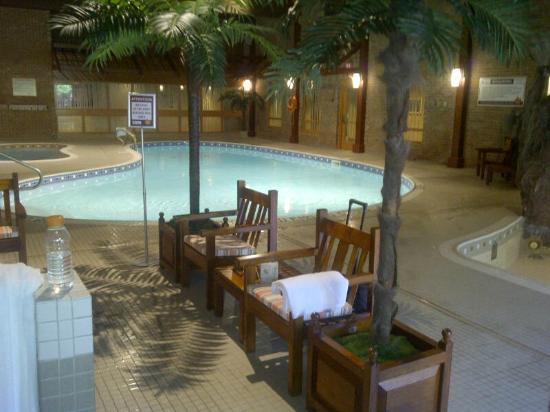 Algoma's Water Tower Inn & Suites: Fun and clean pool