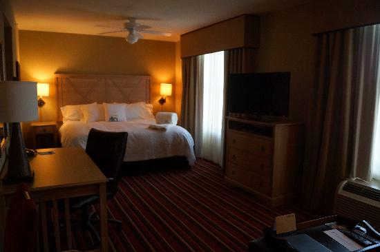 Homewood Suites by Hilton Austin / Round Rock: Bedroom