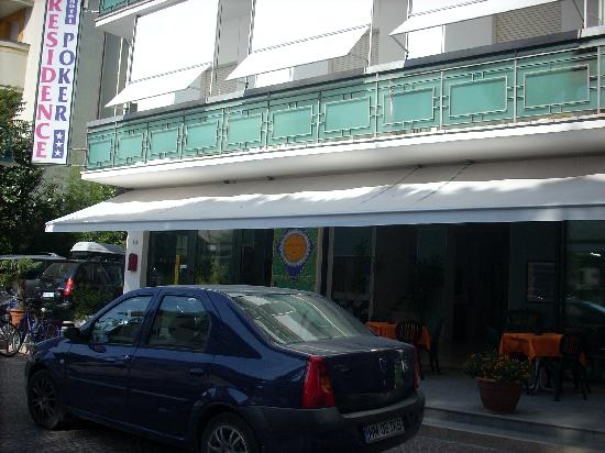 Residence Hotel Poker: Siamo arrivati