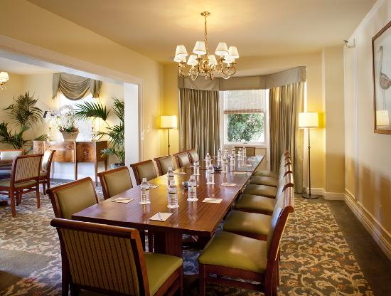 Hotel Drisco: Boardroom, seats up to 20