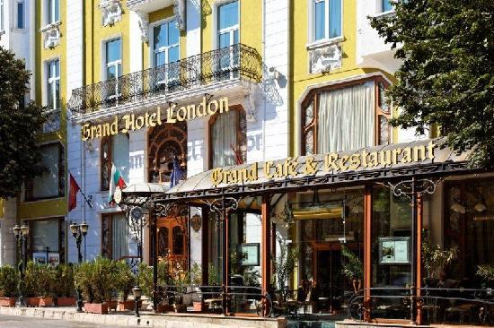Grand Hotel London Varna Bulgaria Hotel Reviews