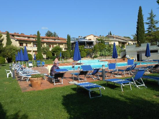 Hotel Palazzuolo: View of Swimming Pool