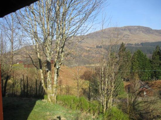 Portnellan: View from lounge (just outside windows)
