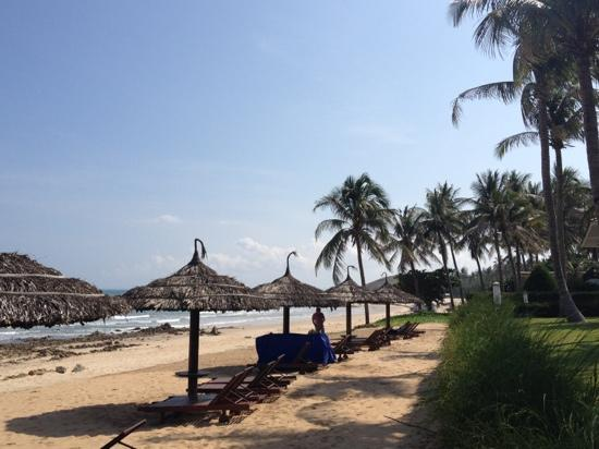 Lotus Muine Resort: the Beach