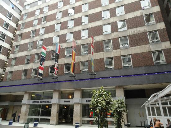 Royal national 4 picture of royal national hotel london for Hotels 02 london