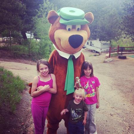 Jellystone Park of Estes: Yogi Bear