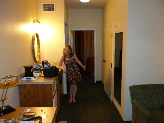 Country Inn &amp; Suites By Carlson, Tucson Airport : big room 