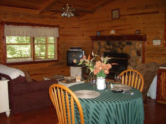 Photo of Lazee Daze Log Cabin Resort Eureka Springs