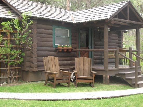 Willow Springs Cabins Bed and Breakfast