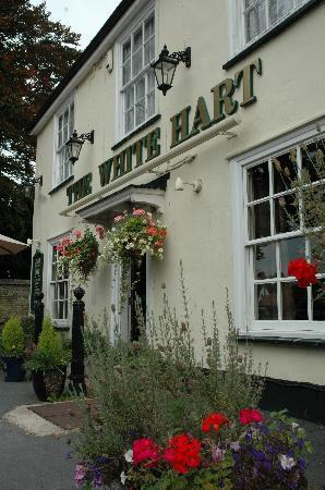 Fulbourn, UK: The White Hart