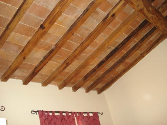 Il Bargello B&B: Charming Ceiling in bedroom